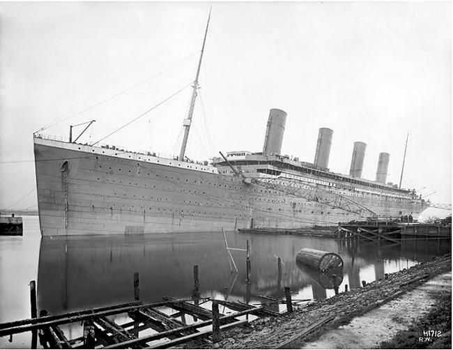 titanic 30