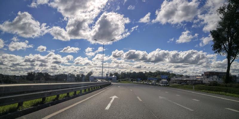 Дорога от Калининграда до Гусева один из самых приятных бонусов от посещения российского анклава