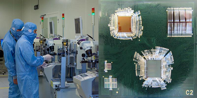 Корпусирование процессоров — самое высокотехнологичное производства «Технополиса GS»