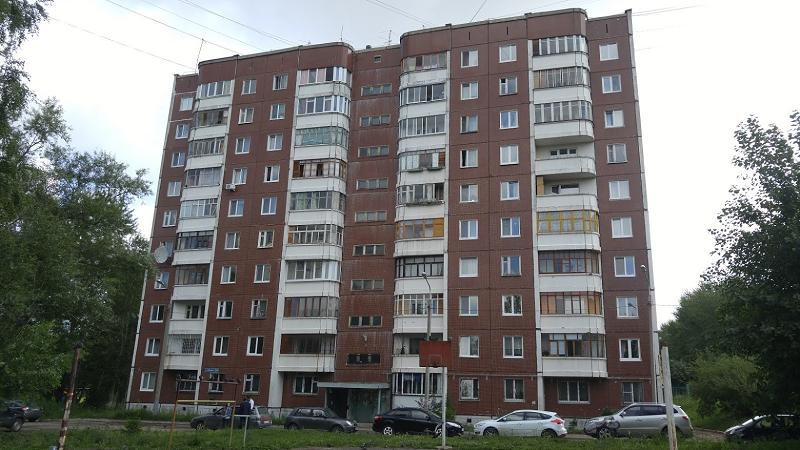 10-этажный дом в Перми по адресу ул. Беляева 43, который оснастили умными датчиками