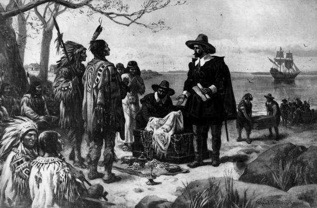Покупавшие за бусы у индейцев золото и землю, европейцы были первыми успешными стартаперами
