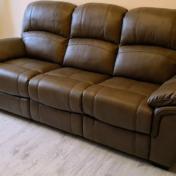 Новый диван, который, надеюсь, задержится у нас надолго